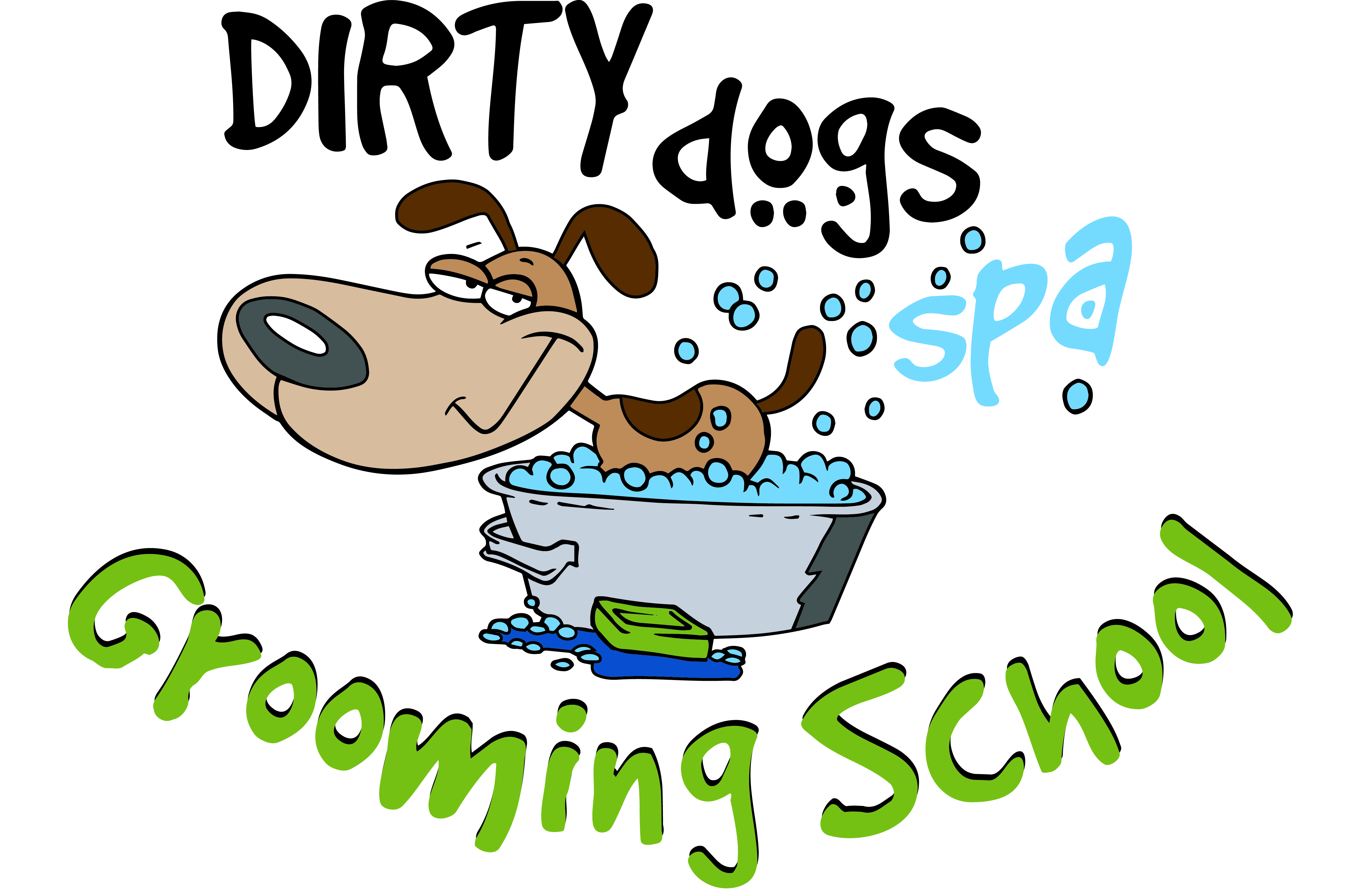 Dirty Dogs Spa School Of Grooming Dirty Dog Dirty Dog